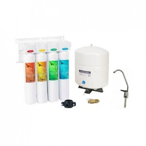"""Kwik"" and Easy water filter system"