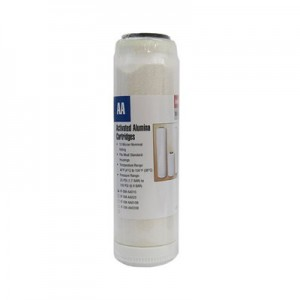 fluoride reduction water filter cartridge