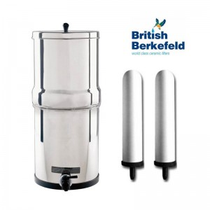 Doulton SS Gravity Water Filter