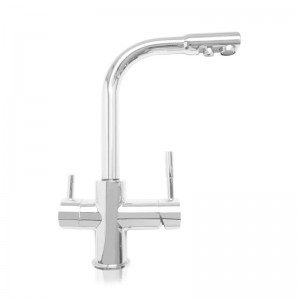 3 way kitchen tap mixer