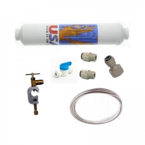DIY installation water filters