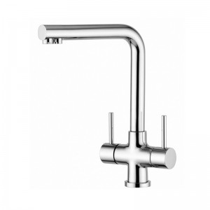 Mariella Chrome 3 Way Kitchen Tap