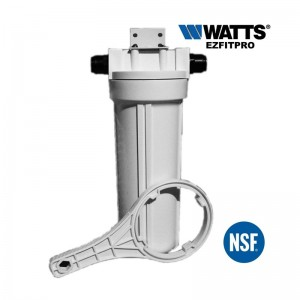water filter housing and kit