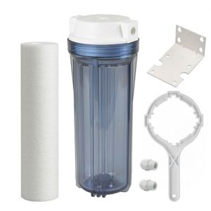 uv water filter, pre filtration