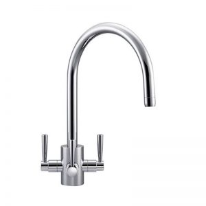 3 way kitchen tap, olympus