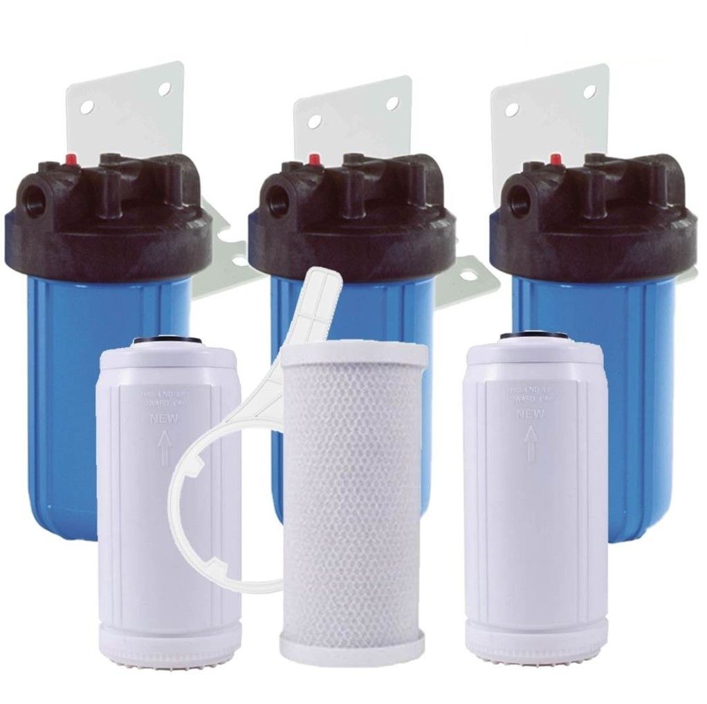 Whole House Water Filter Guide For Beginners 2017