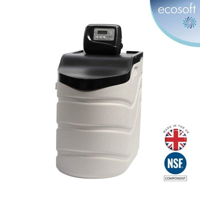 Whole house and point of use water softeners
