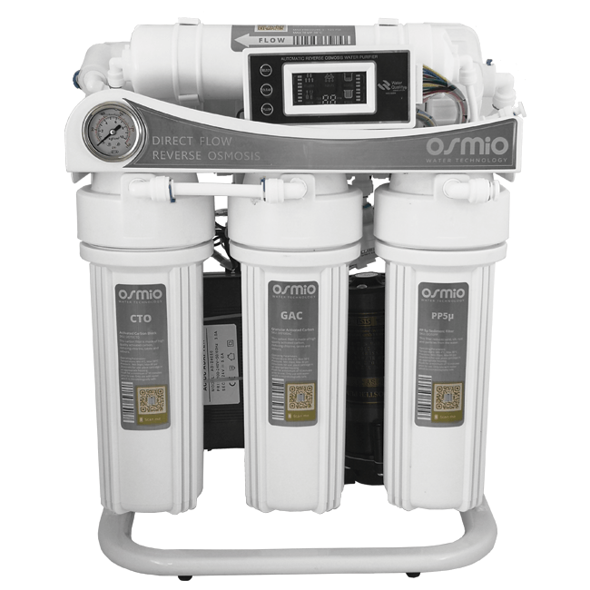 Osmio HT+ Dental & Lab Direct Flow Reverse Osmosis System