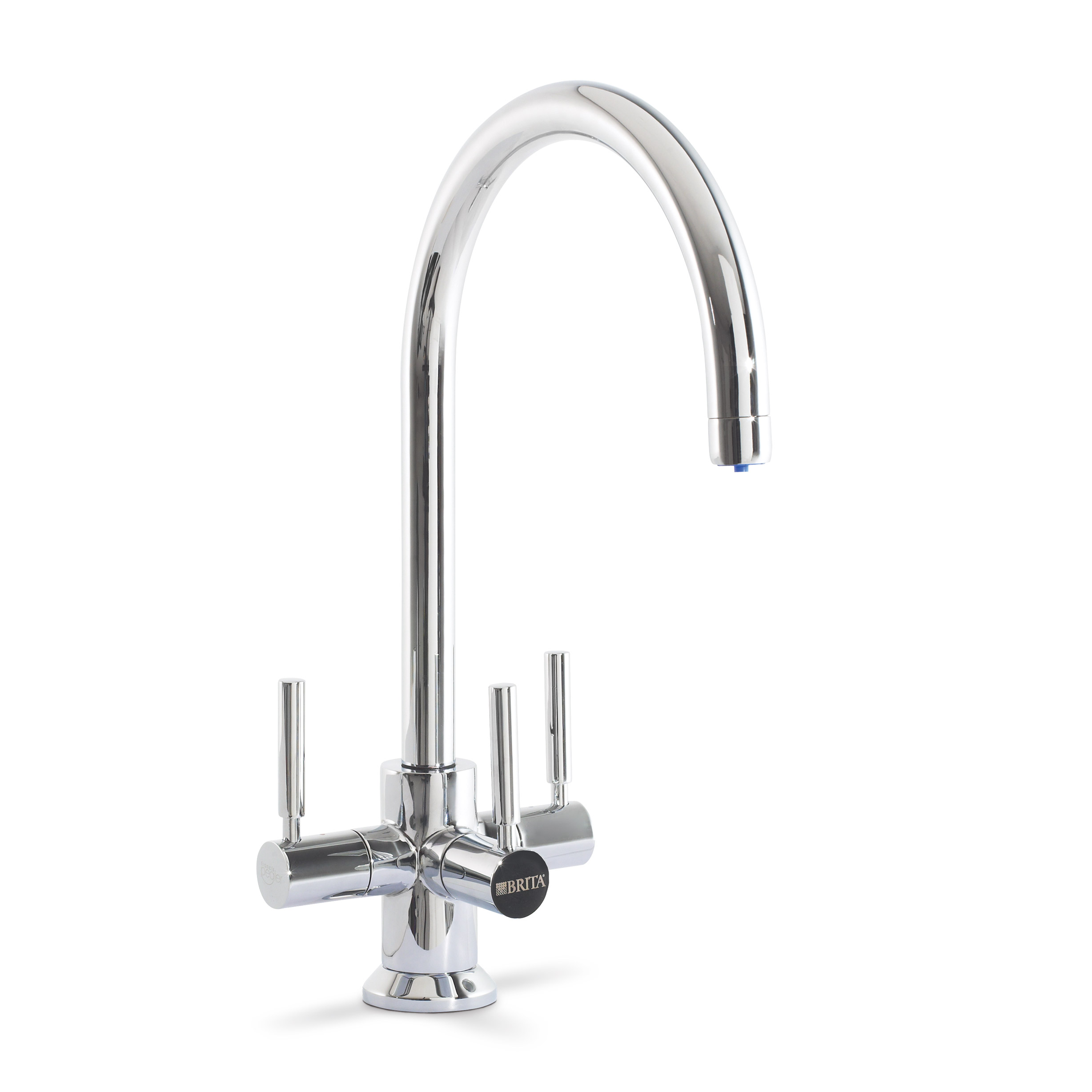 water filter for pull down faucet. Brita Ceto Chrome 3 Way Dispenser Water Filter System BRITA Talori Brushed Tap Review  WaterFilterShop Co Uk Blog
