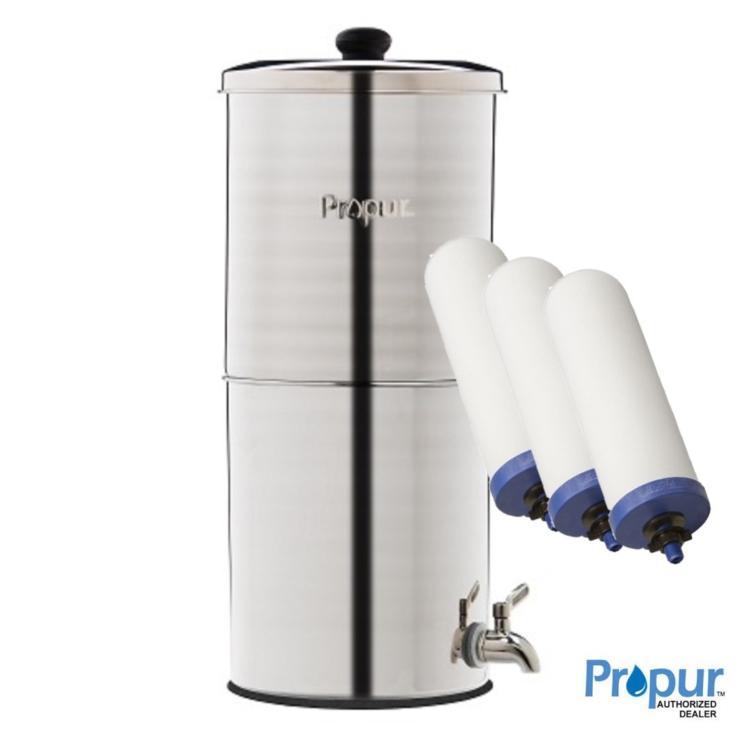 Big Water Filter Systems Best Gravity Water Filters Online Big Berekey British