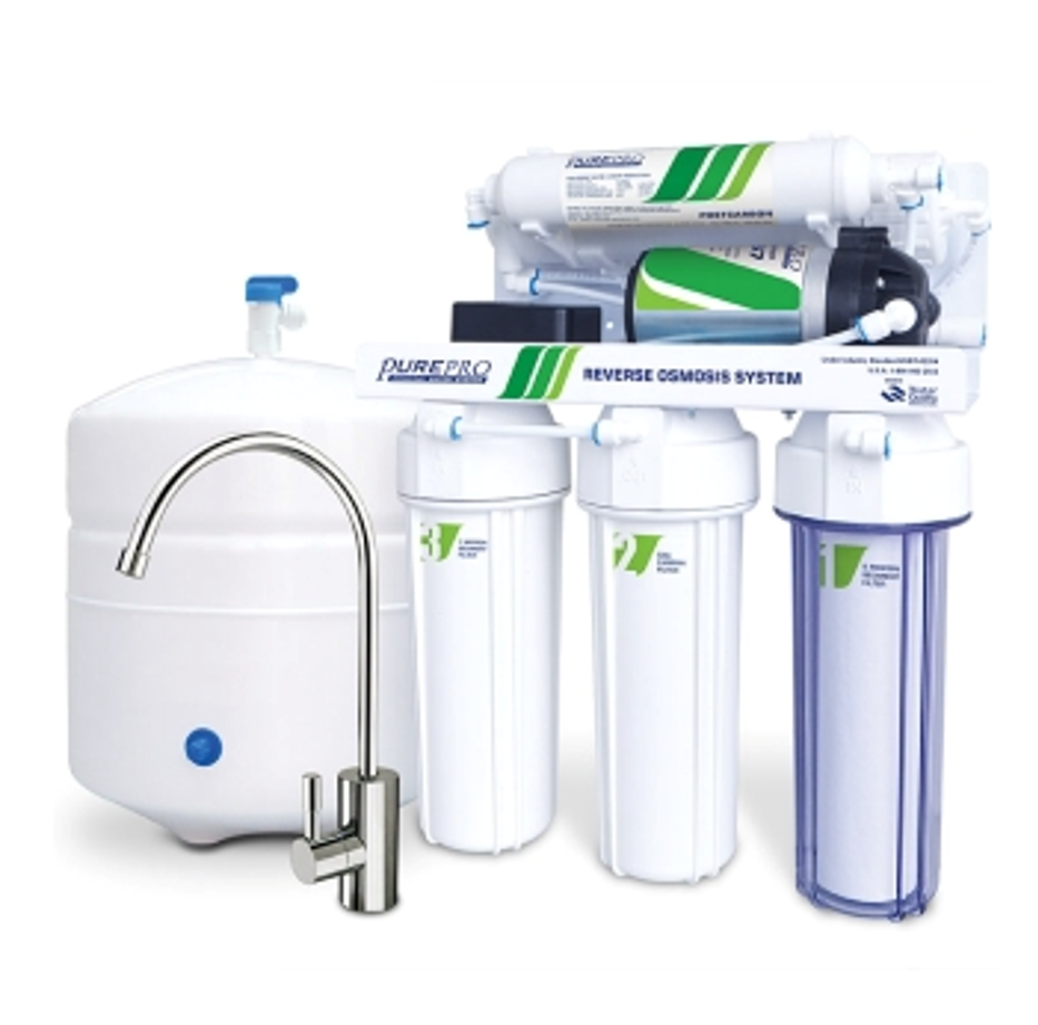 How Does Reverse Osmosis Work Buy Reverse Osmosis Water Filter Systems Ro Purification Systems