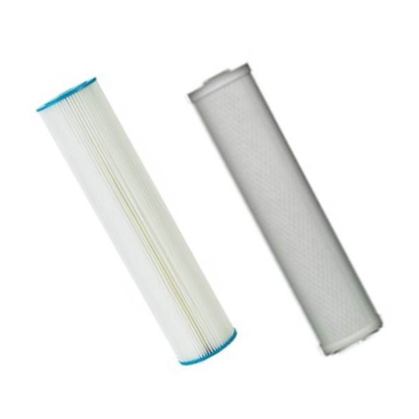 Replacement Filters for the Osmio Pro 4 5 x 20 Inch Whole House Water  Filter System