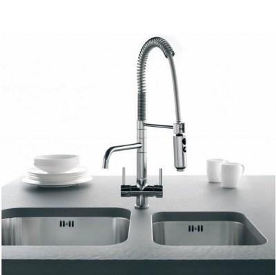 3_way_tap_triflow_tap_kitchen_mixer_with_pull_out_spray_hose_osmio_azzurra2