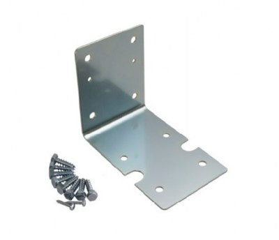 BB & PBH Housing 316 Stainless Steel plated heavy duty bracket kit with screws