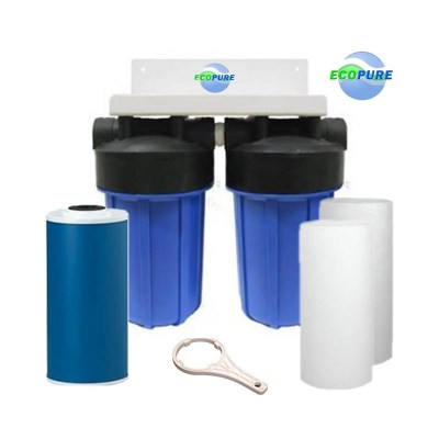 Ecopure Pro Ii Whole House Water Filter System Whole