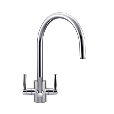 Franke Olympus Chrome 3 Way Filterflow Tap