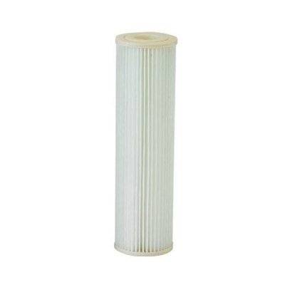 osmio 2.5 x 10 Inch Pleated Water Filter 20 Micron