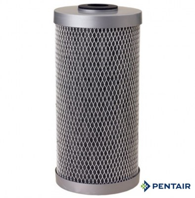 Pentair floplus 10bb 0 5 micron carbon block filter cartridge for Pentair water filters