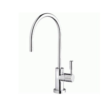 Swan Neck Chrome Water Filter Tap