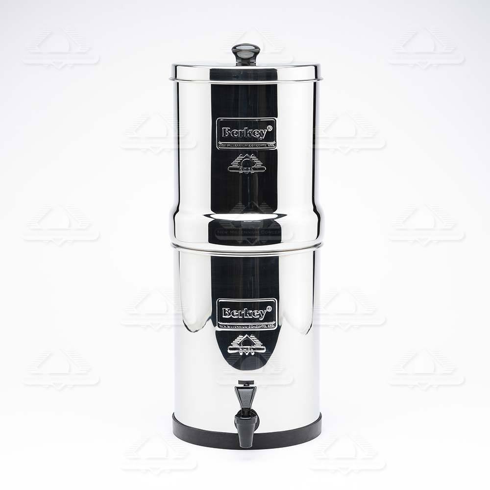 Travel Berkey 5 7 L Portable Gravity Water Filter System
