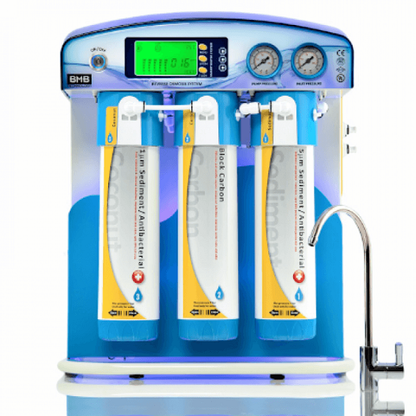 Bmb 30 Nova Pro Direct Flow 9 Stage Reverse Osmosis System