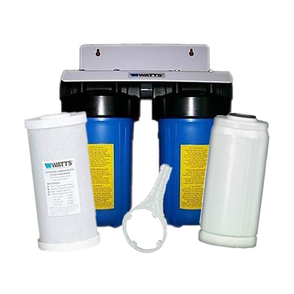 Watts Pro 4 5 X 10 Inch Scale Treatment And Chlorine